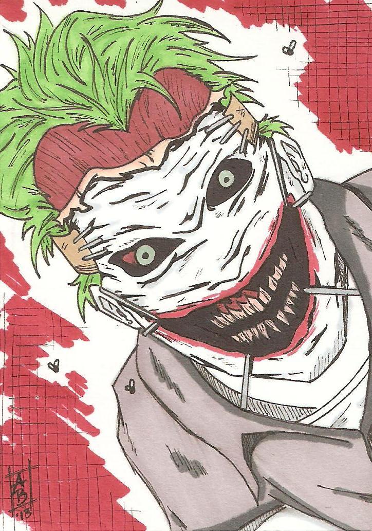 Joker SC by Elvatron