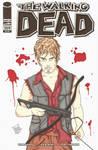 Walking Dead: Daryl Dixon by Elvatron