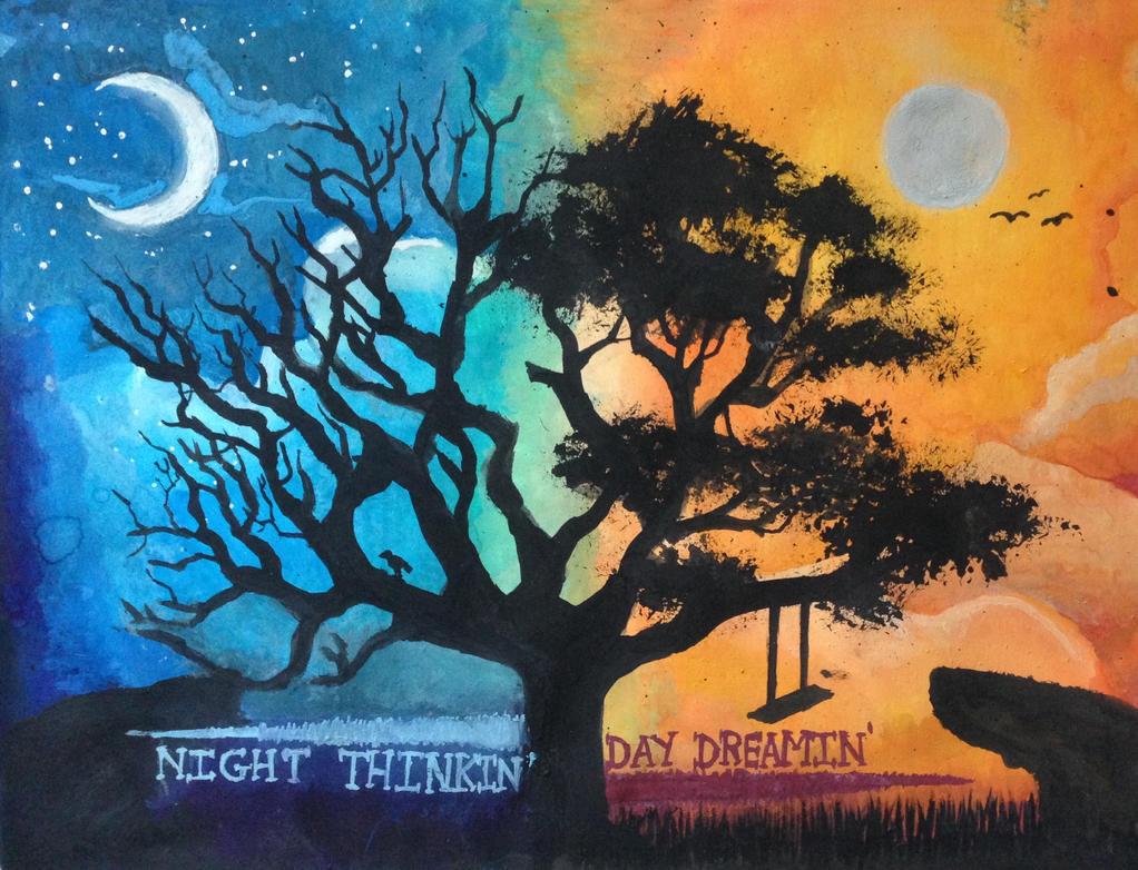 Day Dreamin' Night Thinkin' by MichaelTroeung