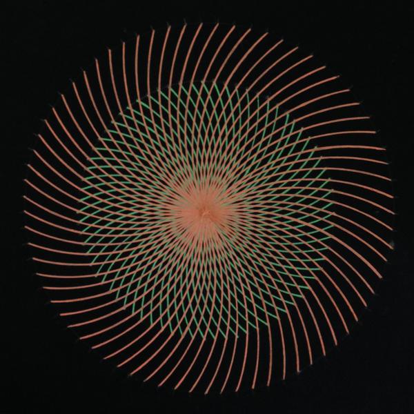 Mandala Drawing Knit/Crossover by MichaelTroeung