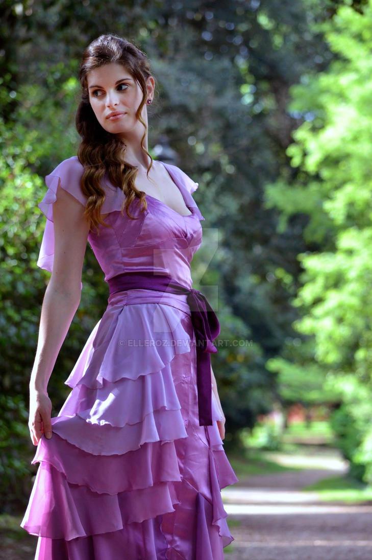 Hermione\u0027s Yule Ball dress by ElleRoz