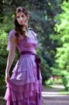 Hermione's Yule Ball dress