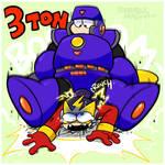 3 TON TITAN