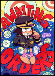 DRIVING ANXIETY -General K.O. by AdorkableMarina