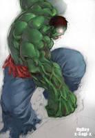 Hulk by x-SAgi-x