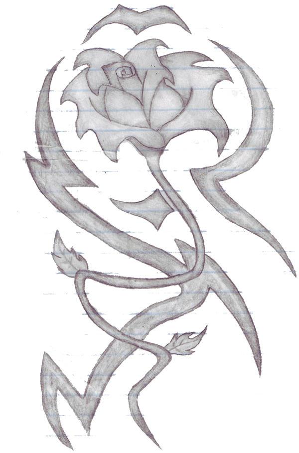 Pencil Sketch Rose PicturesLove Rose Sketch