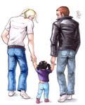 Jenny has two daddies