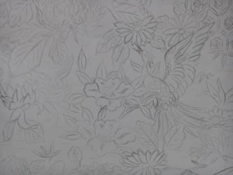 Batik by BlackWhiteMonster