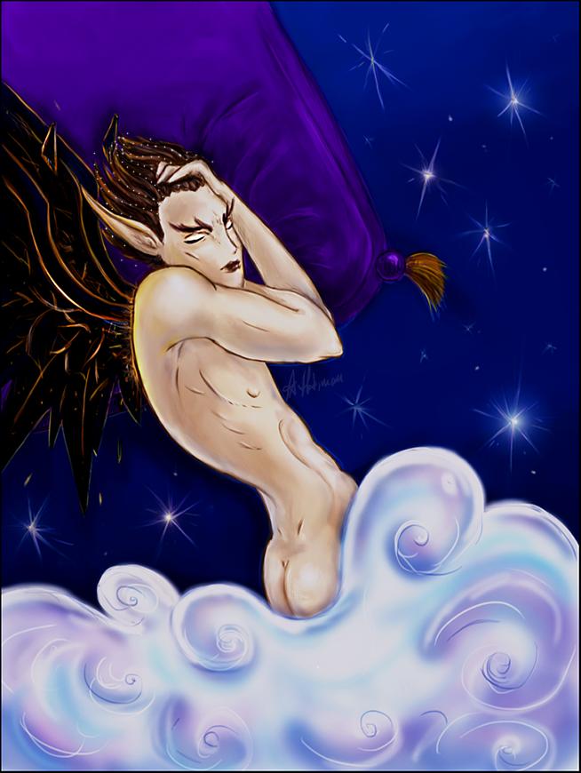 Dream elf by aldsman