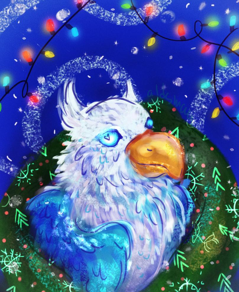 Griffin by aldsman