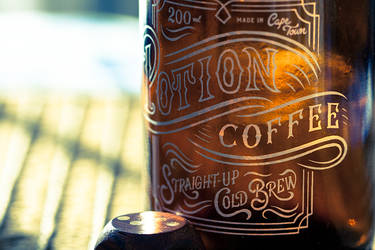 Coffee Potion by anna-earwen