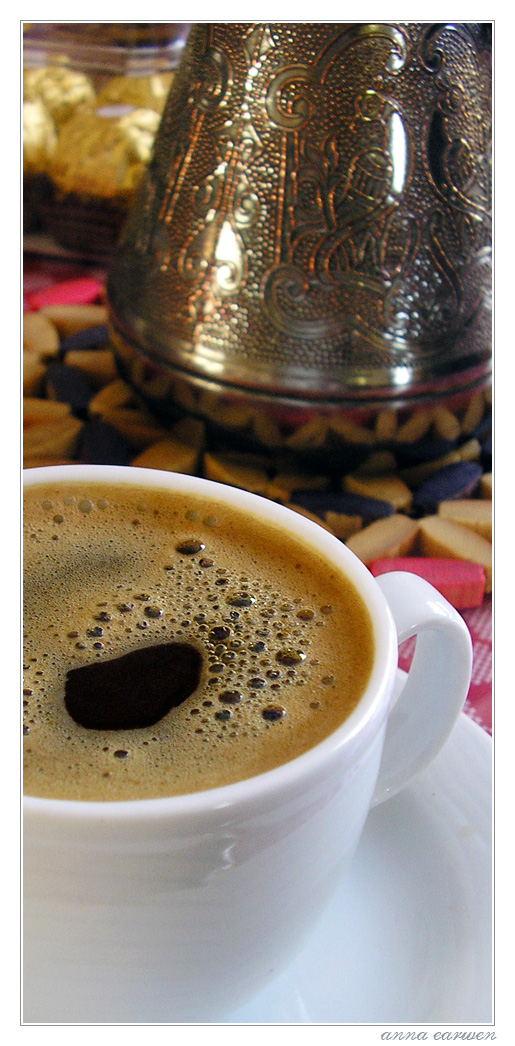 Greek Coffee by anna-earwen