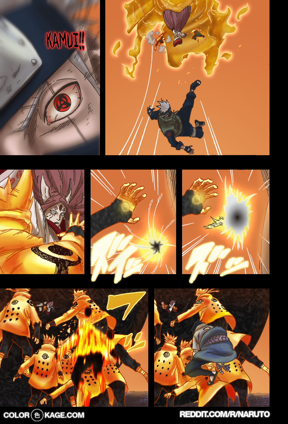 Naruto 689 Teleportation of two Kinds by Properlogic on DeviantArt