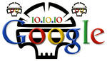 10-10-10 Google Doodle