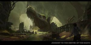 Sulfurmines - Jules Verne