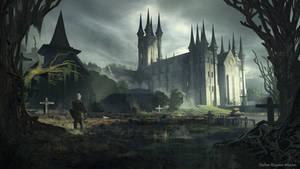 Untended Graveyard