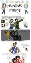 Avatar Meme by yume-darling