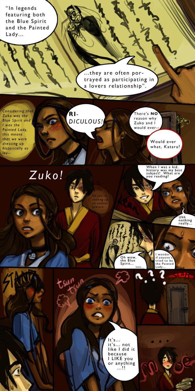 Zutara love story