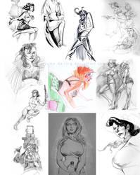 Figure Drawing 2015