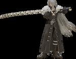 Sephiroth by RevOcelotMGS
