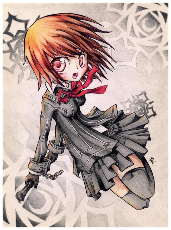 Kawaii Yuuki Cross II by DarkMusli