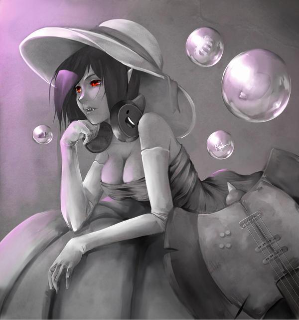 Marceline - Halloween by DarkMusli