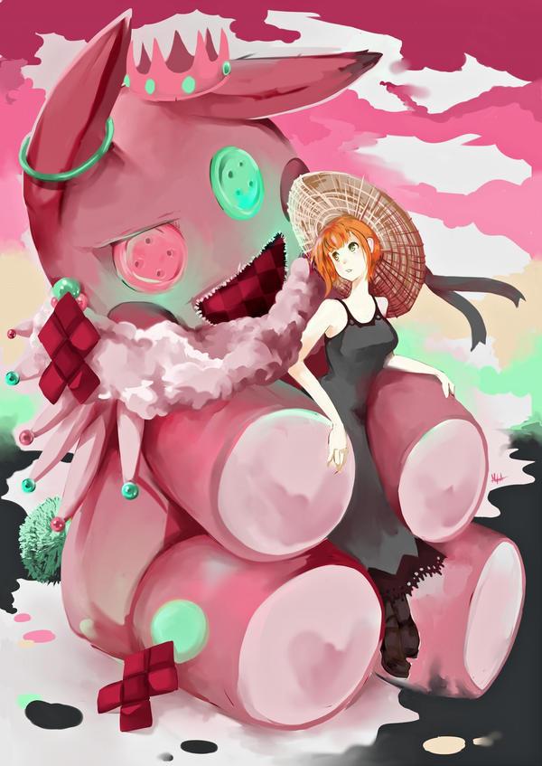 Queen of paint by DarkMusli