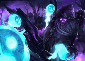 Reaper Bard by DarkMusli