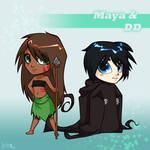 Maya and DD