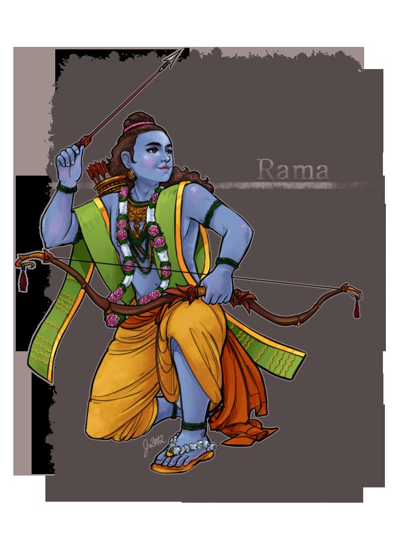 Wonderful Wallpaper Lord Ram Darbar - rama_by_jeinu-d4ouqyn  Image_97554.png