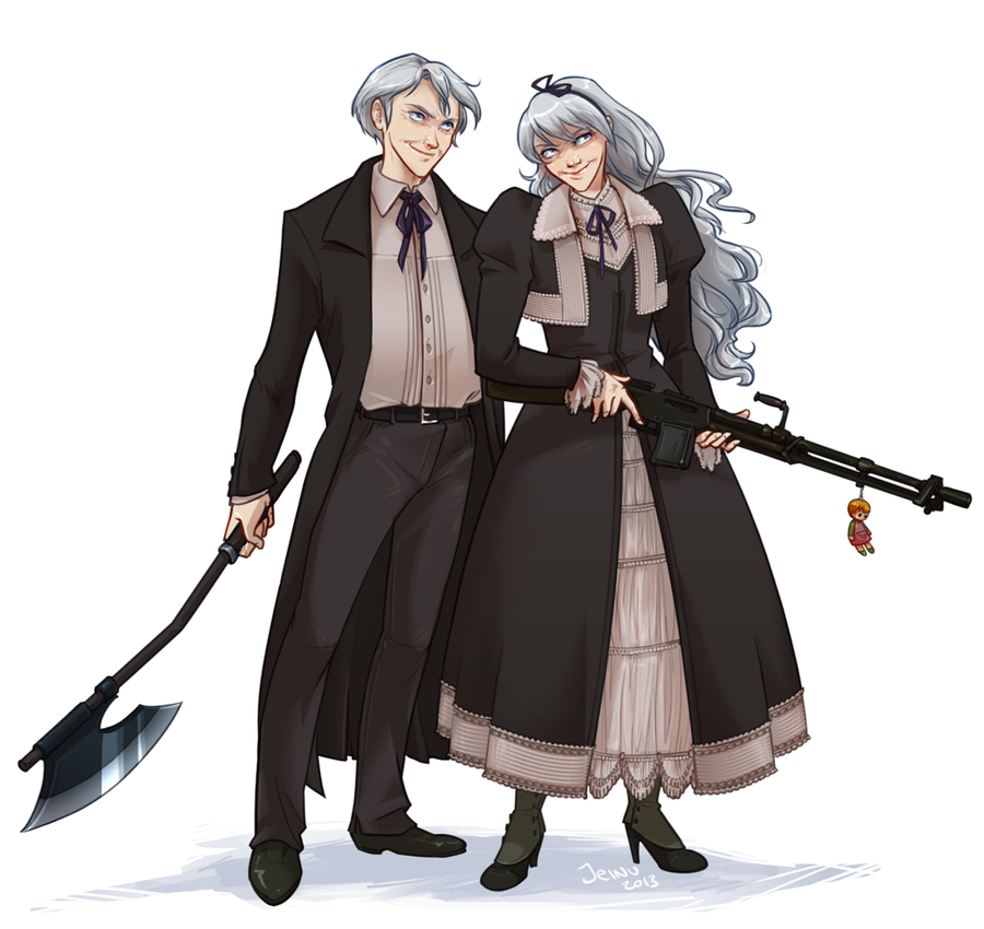 Black Lagoon Hansel And Gretel