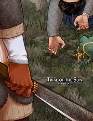 Trial of the Sun Chapter 5 Title