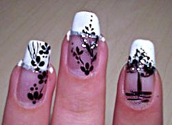 Nail art 14 by ChocolateBlood