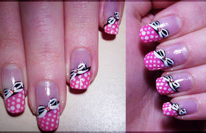 Nail art 57 by ChocolateBlood