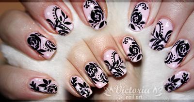 Nail art 82 by ChocolateBlood