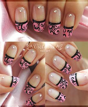Nail art 93 by ChocolateBlood