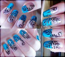 Nail art 101 by ChocolateBlood