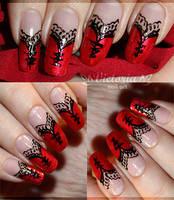Nail art 104 by ChocolateBlood