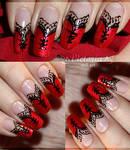 Nail art 104