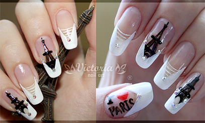 Nail art 109 by ChocolateBlood