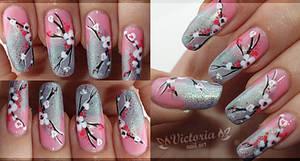 Nail art 110