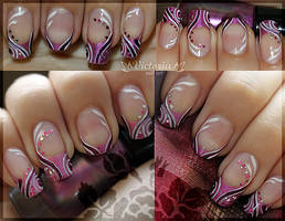 Nail art 118 by ChocolateBlood