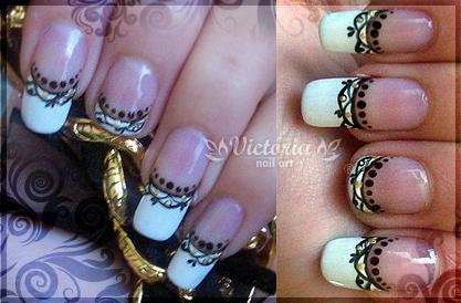 Nail art 127 by ChocolateBlood