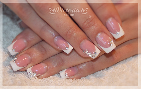 Nail art 290 gel nails by chocolateblood on deviantart nail art 290 gel nails by chocolateblood prinsesfo Image collections