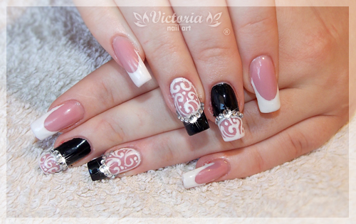 Nail art gel images