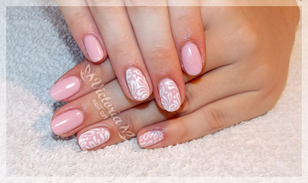 Nail art 354 gel nails by chocolateblood on deviantart nail art 354 gel nails by chocolateblood prinsesfo Images
