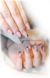 Nail art 439(Gel nails)