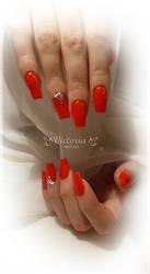 Nail art 440(Gel nails)