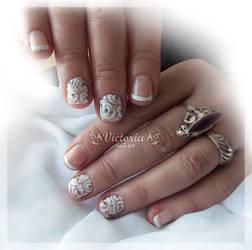 Nail art 441(Gel nails)