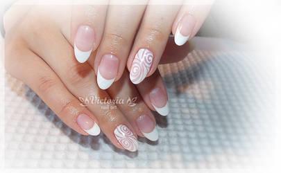 Nail art 442(Gel nails)